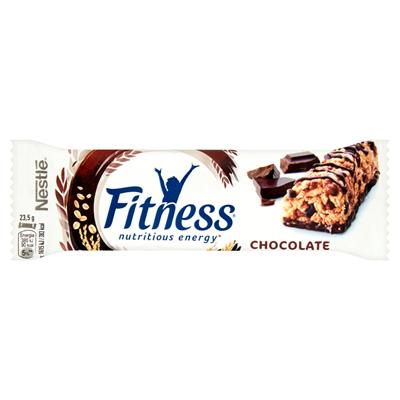 Nestlé Fitness Chocolate Cerealien Riegel 23,5 g