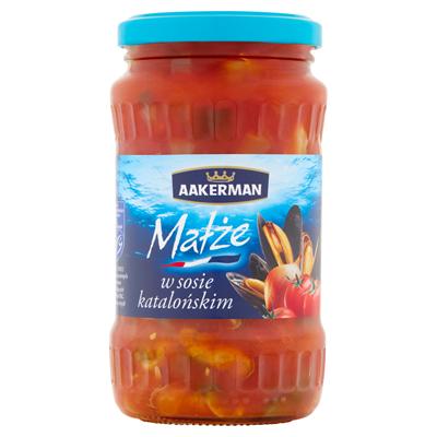 Aakerman Miesmuscheln in katalonischer Sauce 350 g