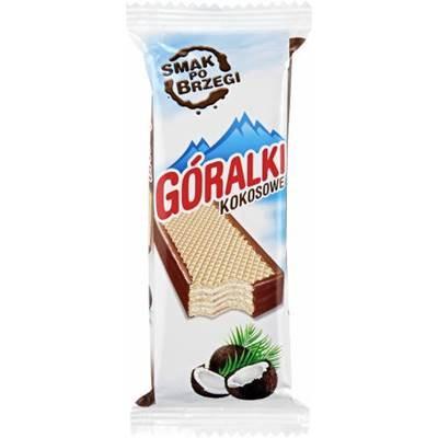 Waffelriegel Goralki Kokos 50G 36 Stück