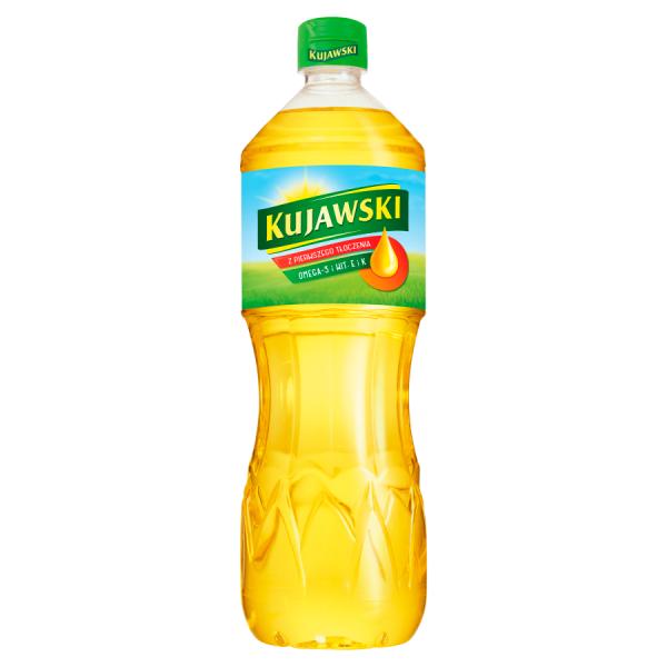 Kujawski Natives Rapsöl extra 1 l