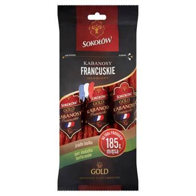 Sokolow Gold Französische Kabanosy 360 g