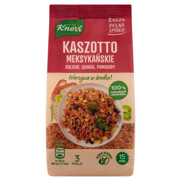 Knorr Kaszotto meksykańskie 150 g
