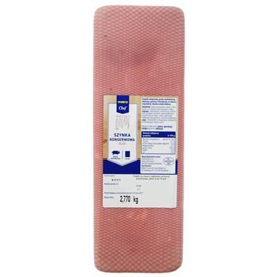 Dosenschinken aus Schweinefleisch ca. 2,7 kg
