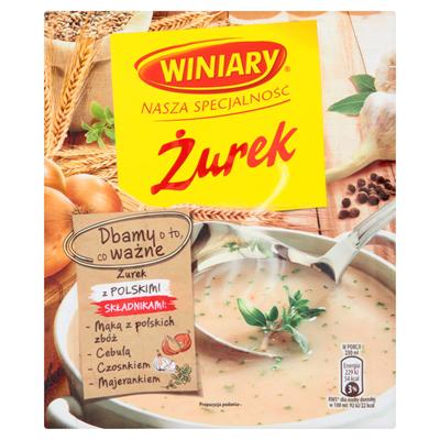 Sauerteigsuppe Winiary 49G 30 Stück