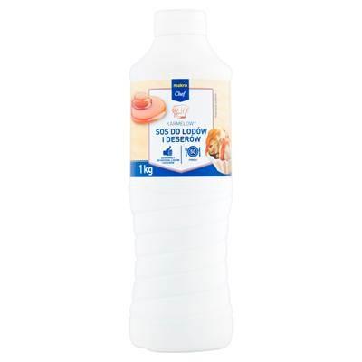 Soße für Eis und Desserts - Karamell 1 kg