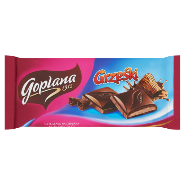 Goplana Grześki gefüllte Schokolade 88 g