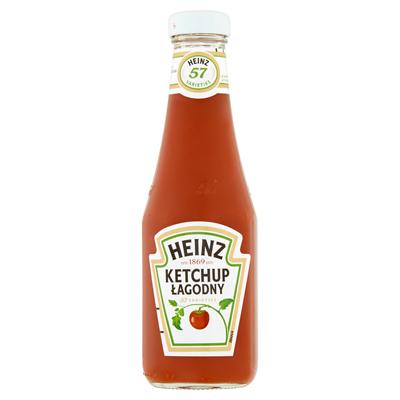 Heinz Ketchup mild 342 g