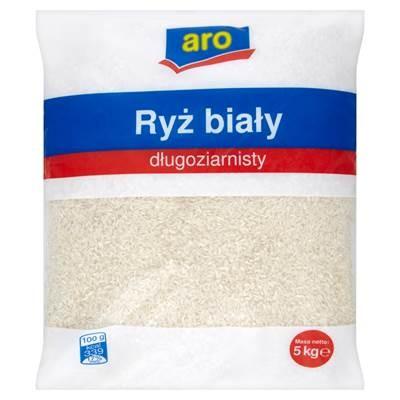 Weisser Reis Langkorn 5 kg