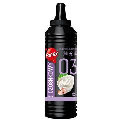 Fanex Knoblauchsauce premium 400 g
