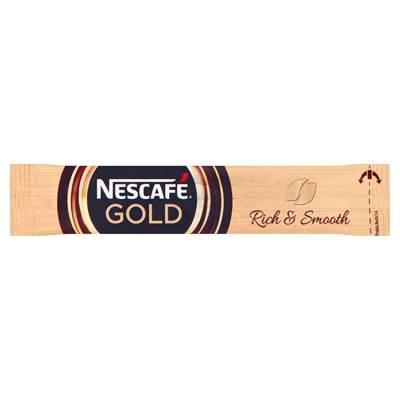 Nescafé Gold Rich & Smooth Instantkaffee 2 g 100 Stück