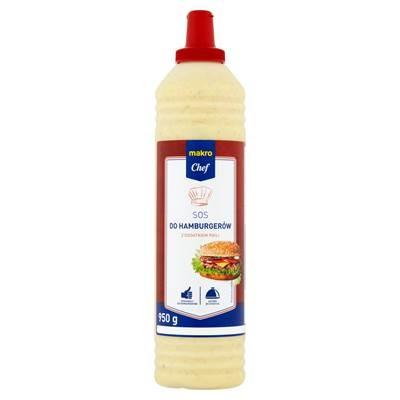 Sauce für Hamburger mit Essiggurken 950 g