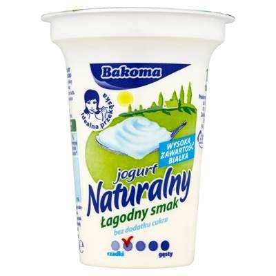 Bakoma Naturjoghurt 150 g 10 Stück