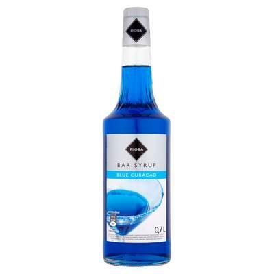 Rioba Sirup Blue Curacao 0,7 l