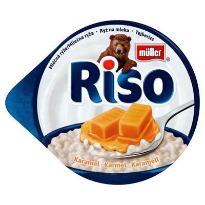 Müller Riso Karamell Reis mit Milch 200 g