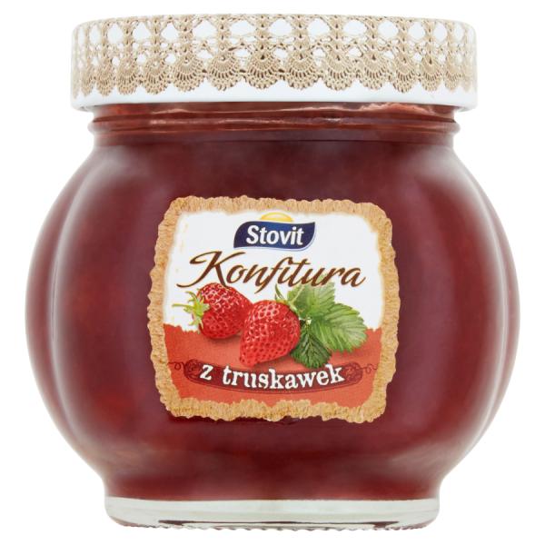 Stovit Erdbeerkonfitüre 250 g