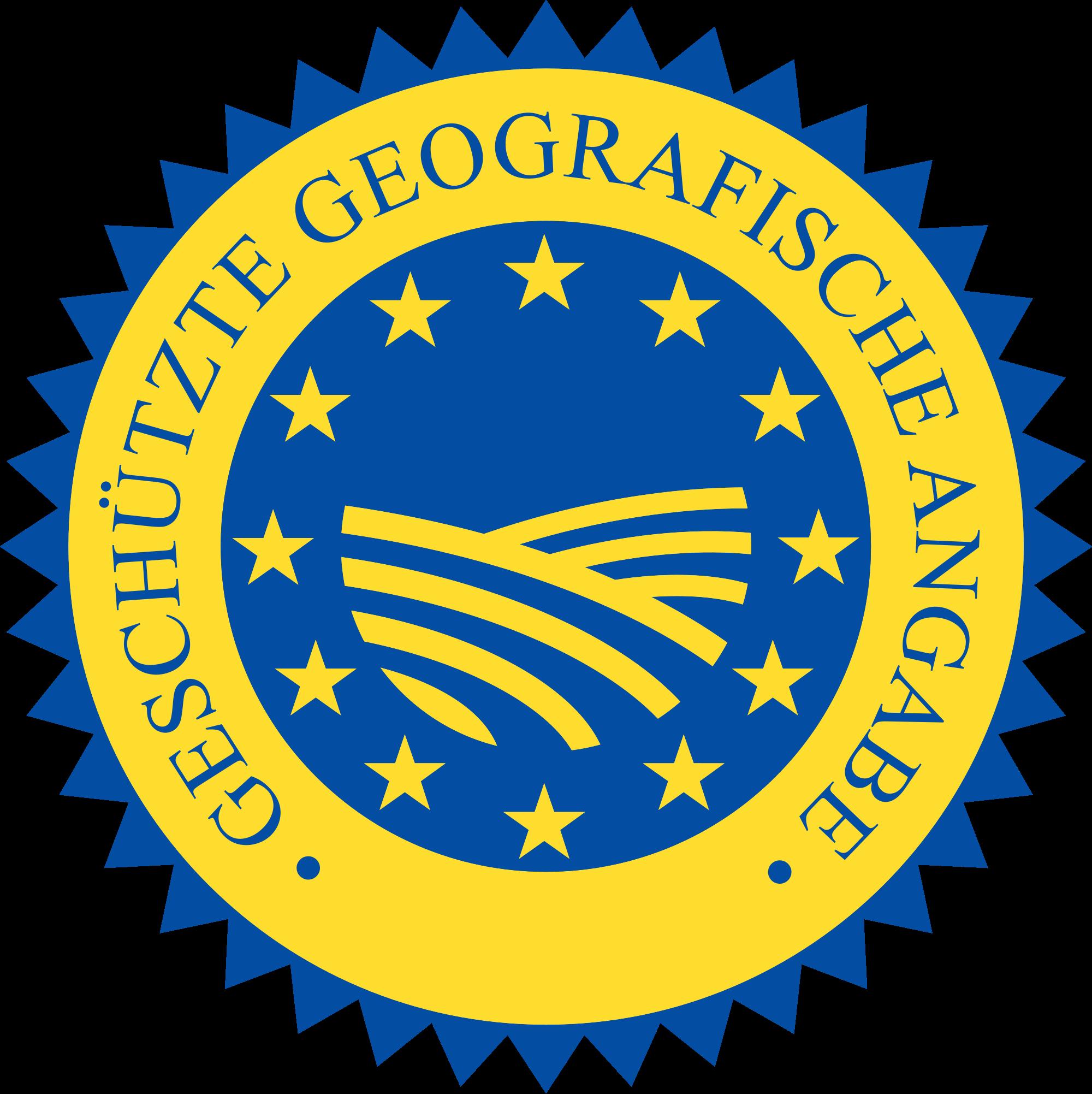 Geschützte Geographische Angabe (g.g.A)