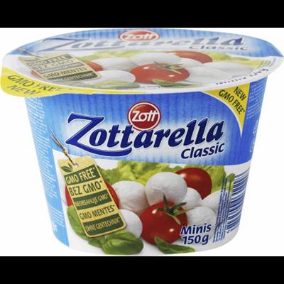 Zott Zottarella Minis Käse Classic 150 g