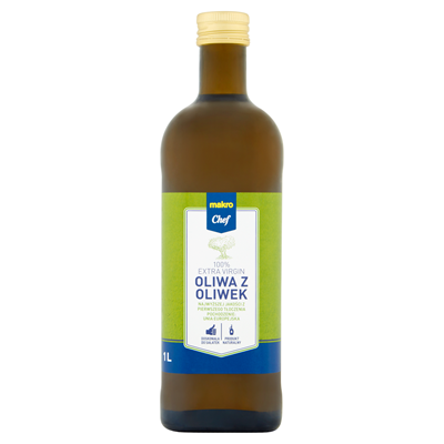 Makro-Chef Natives Olivenöl Extra 1 l