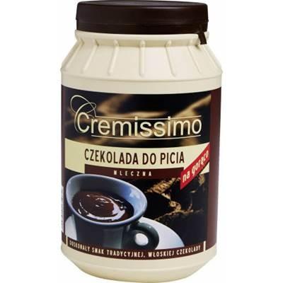 Cremissimo Trinkschokolade 1 kg Dose