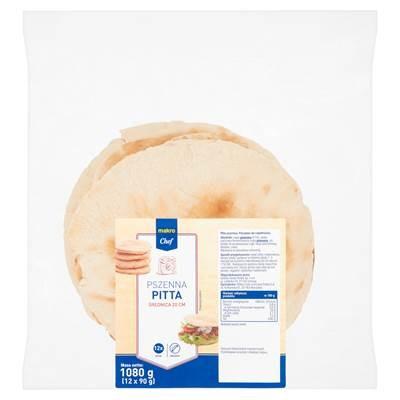 Makro Chef Weizen Pita 20 cm 1,08 kg