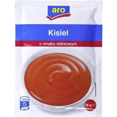 Gelee mit Kirschgeschmack 38 g 5 Stück
