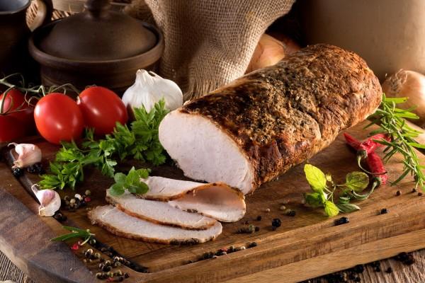 Gaik Schweinekotelett aus dem Ofen 900G