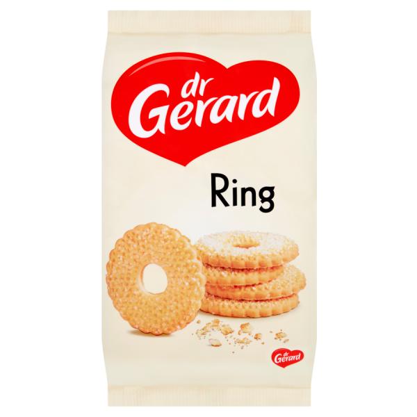 dr Gerard Ring Herbatniki posypane cukrem 200 g