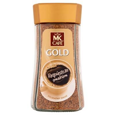 MK Cafó Gold Löslicher Kaffee 175 g