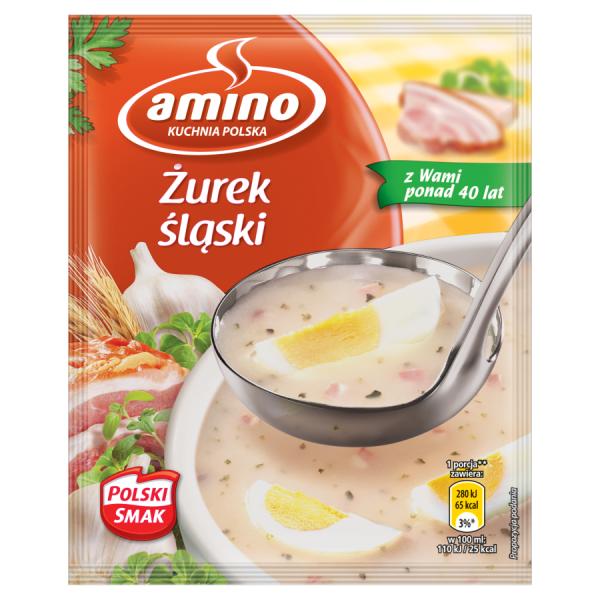 Schlesische Sauerteigsuppe Amino 46G