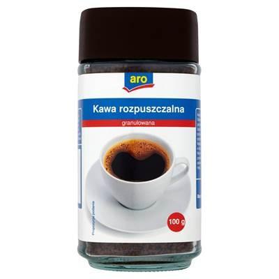 Instant-Kaffee in Granulatform 6 x 100 g