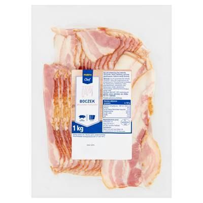 Schweinespeck ohne Rippen, Knorpel und Haut, geräuchert 1 kg