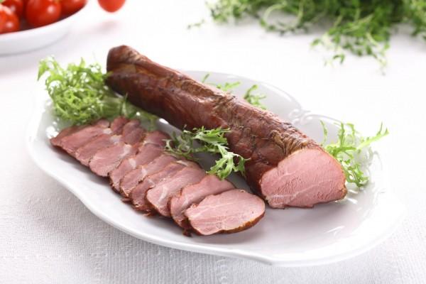 Krystian Geräuchertes und gekochtes Lendenfilet - ein köstliches Produkt mit Original-Geschmack