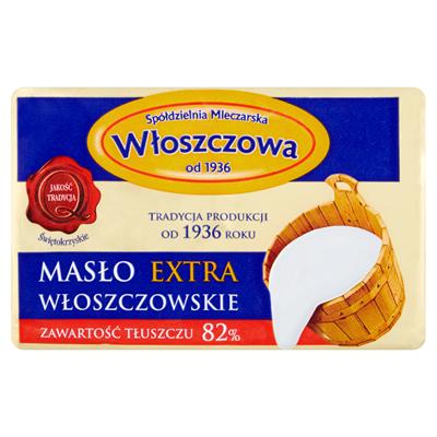 Wloszczowa Extra wloszczowskie Butter 200 g