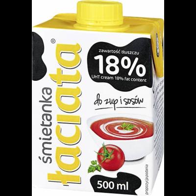 Laciate Laciata UHT Sahne 18% 500 ml 4 Stück