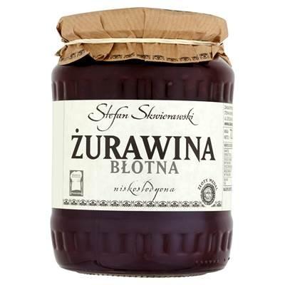 Stefan Skwierawski Cranberry Mild Zuckerarm 720 g