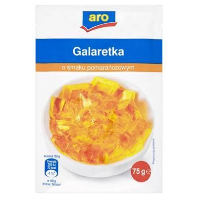 Orangengelee 75 g 5 Stück