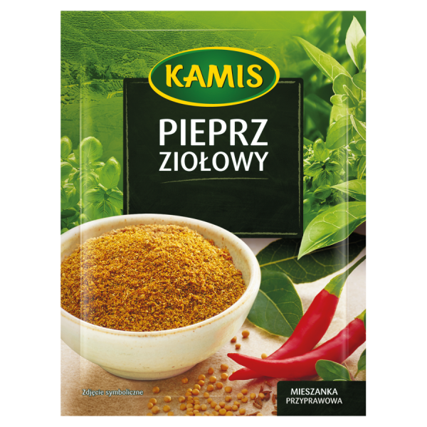 Kamis Kräuterpfeffer. Gewürzmischung 15 g