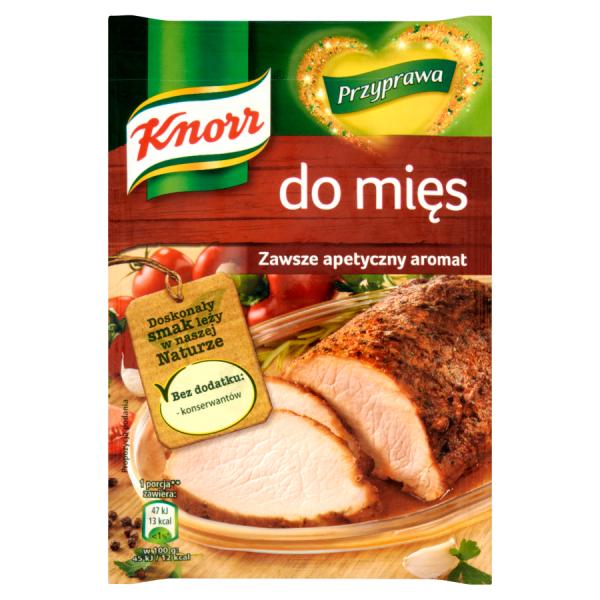 Knorr Gewürzmischung für Fleisch 75 g