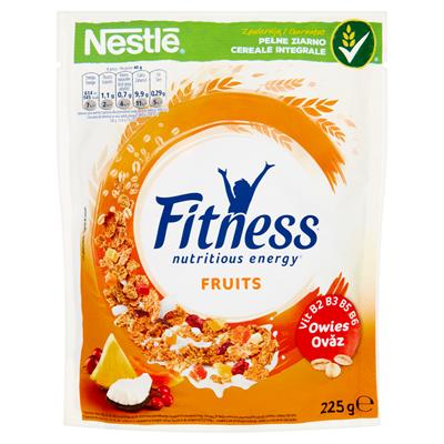 Nestlé Fitness Fruits Frühstückscerealien 225 g