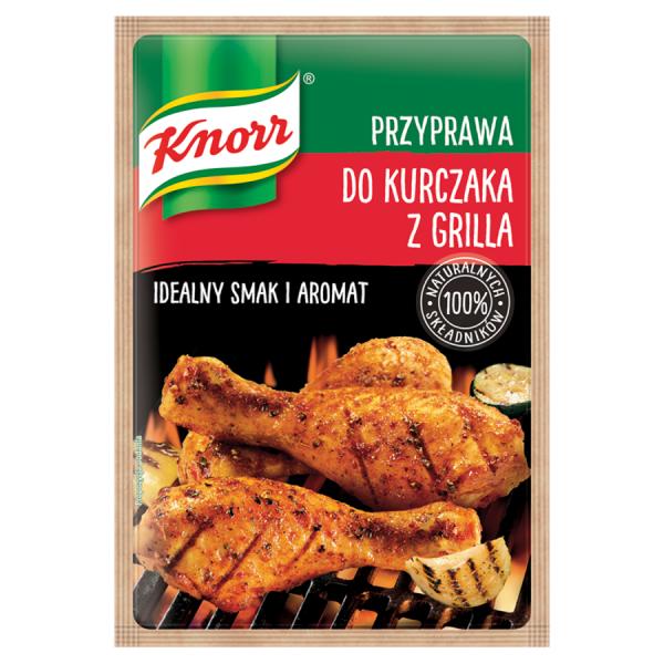 Knorr Przyprawa do kurczaka z grilla 23 g