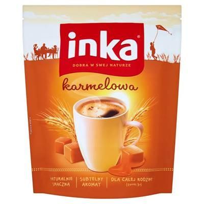 Getreidekaffee mit Karamellgeschmack Inka 200G