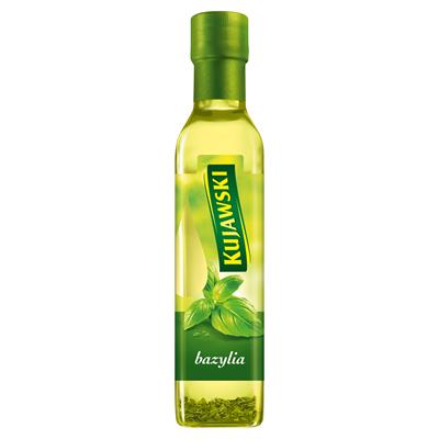 Kujawski-Öl mit Basilikum 250 ml