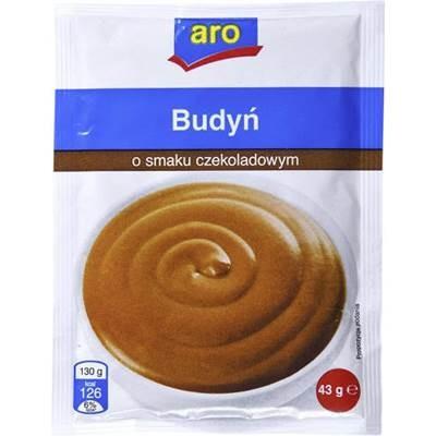 Pudding mit Schokoladengeschmack 40 g 5 Stück
