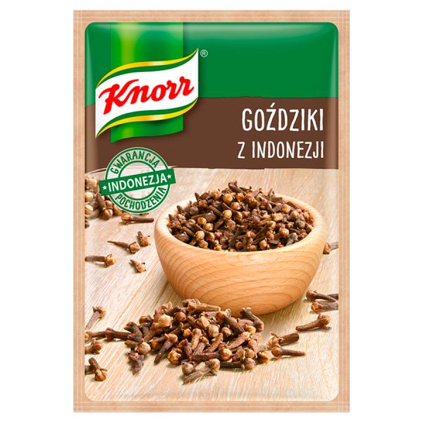 Knorr Goździki z Indonezji 10 g