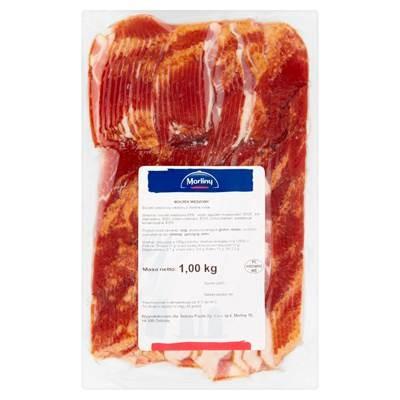 Morliny Geräucherter Schweinebauch Scheiben 1 kg