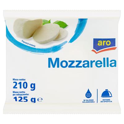 Mozzarella-Käse 125 g