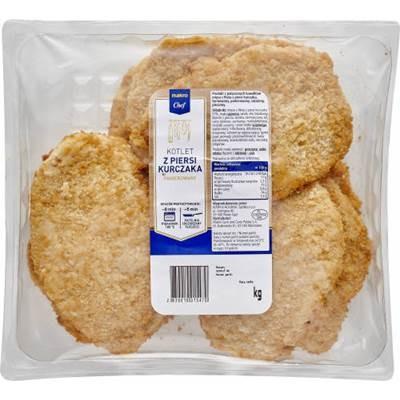 Hähnchenbrustschnitzel, paniert ca. 1,5 kg