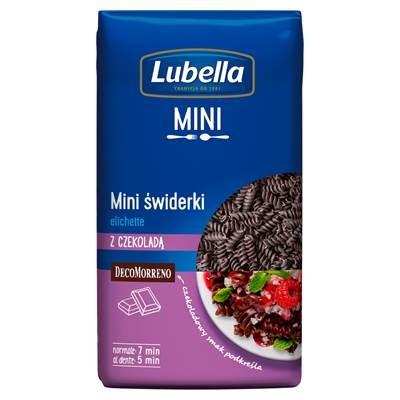 Nudeln mit Schokolade gimlets lubella 400g