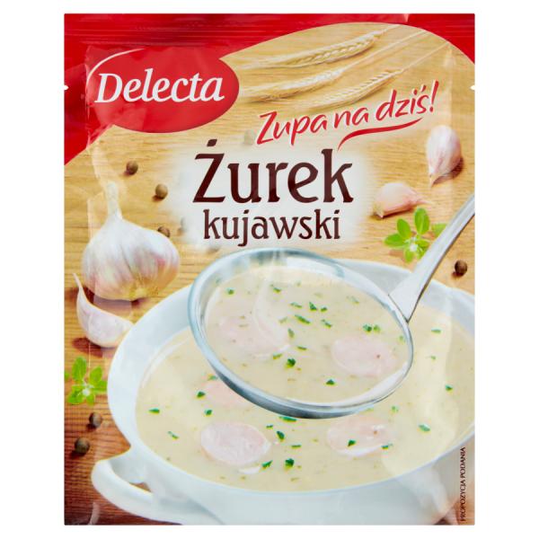 Delecta Zupa na dziś! Kujawische Sauerteigsuppe 50 g