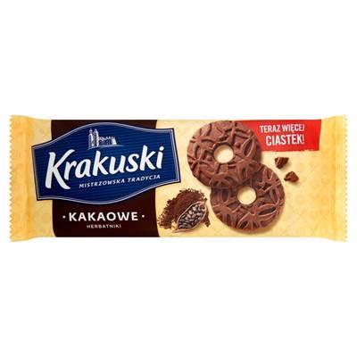 Krakuski Kakao- Crackers 163 g